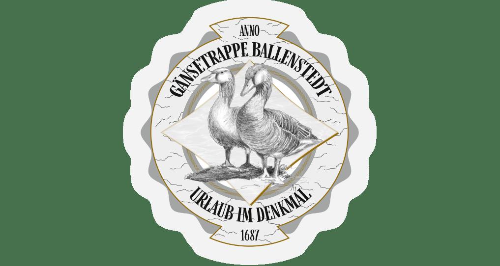 Gänsetrappe Ballenstedt