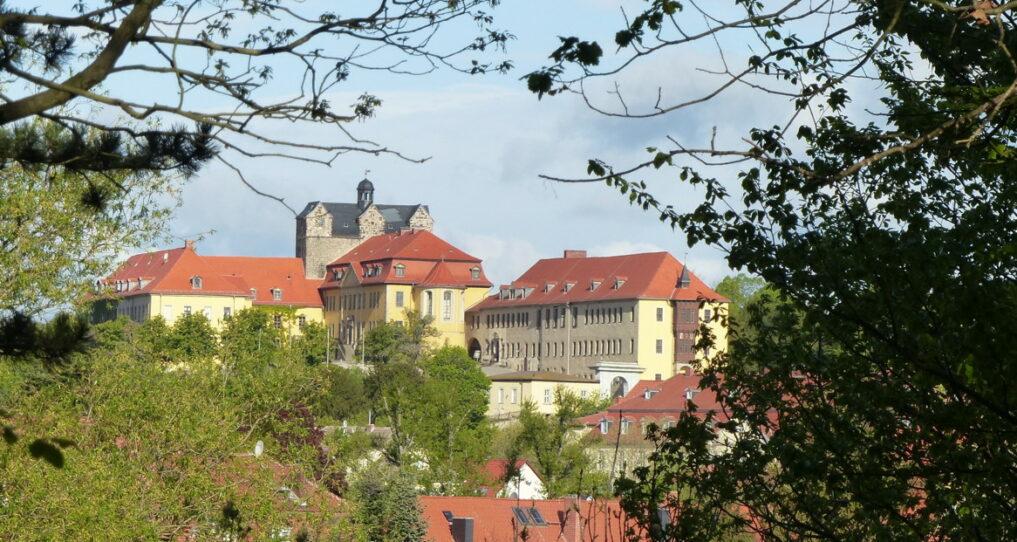 Schloss Ballenstedt | Ferienhaus Gänsetrappe