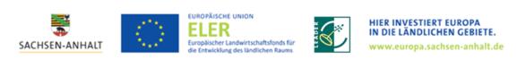 Leader Projekt Gefördert mit EFRE Europäische Union | Ferienhaus Gänsetrappe